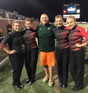 Gators of the Week:  Leadership Abounds within the Gator Band