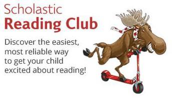 Scholastic Reading Club