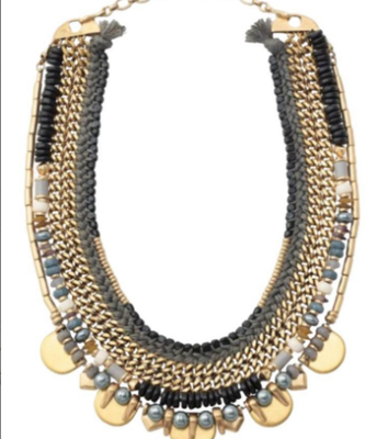 Collete Statement necklace