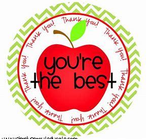 From Parent Council--Help Make Teacher Appreciation Week Special