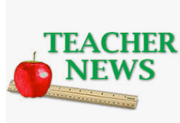 Teacher Newsletters