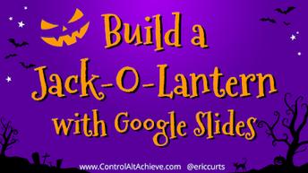 Build a Pumpkin in Google Slides