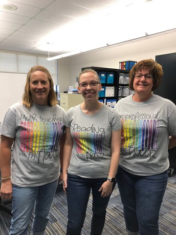 Intervention- Mrs. Mertens, Mrs. Guse, and Mrs. Holmes