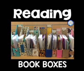 Writing Book Box Example