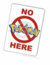 Please remind your children Pokemon Cards are not allowed at school!
