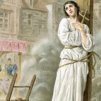 Saint Joan of Arc:  Feast Day - May 30