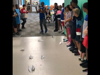 Paper Airplane Challenge