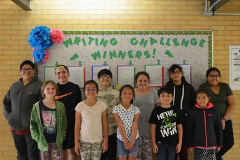 Los ganadores del desafío de escritura