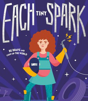 Each Tiny Spark, by Pablo Cartaya