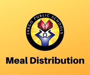 Food Distribution During Spring Break