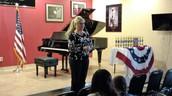 Virtuoso Club's American Music recital