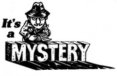MYSTERY BOOK MONDAY, MARCH 13TH
