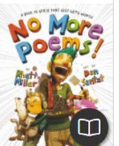 No More Poems! by Rehett Miller
