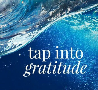 Tap into Gratitude Daily!