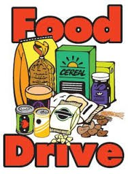 Food Drive EXTENDED!