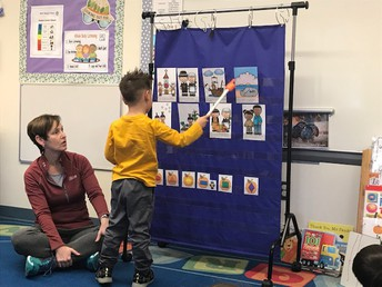 Tricia Ferretti - Preschool Teacher at MECC