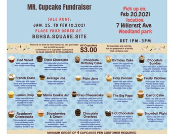 HSA committee launches cupcake fundraiser
