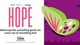 Character Trait of the Month:  HOPE