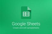 Visualize Data via Google Sheets