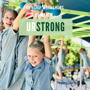 URSTRONG Workshops - Tonight