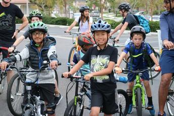 Bike to School Day
