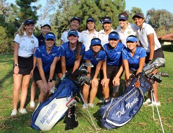 Rancho Bernardo HS Girl's Golf Breaks State Record