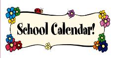 REVISED - Printable Vernfield Event Calendar