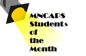 MNCAPS December Students of the Month
