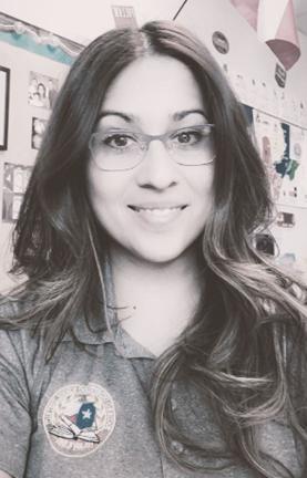 Ms. Rachel Pena, UTEP School Counselor Intern