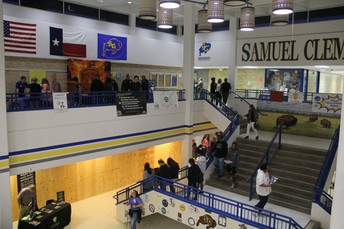 Clemens Hosts SCUC ISD College & Career Fair