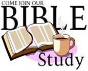Monday Morning Bible Study
