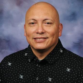 Uby Martinez, teacher at Garner Elementary