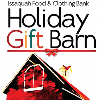 Holiday Gift Barn - Drop off by Dec 2