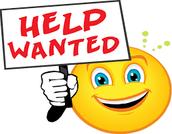 Prop Design Volunteers Needed