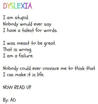 Dyslexia Updates