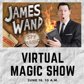James Wand Virtual Magic Show