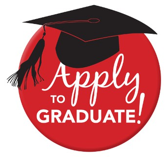 Deadline to Apply  for Spring 2019 Graduation: DECEMBER 1ST