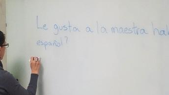 Spanish & Chinese