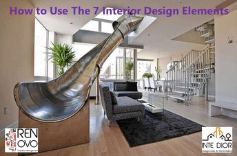 How to Use The 7 Interior Design Elements