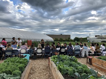 Meet and learn from other farmers and Gardeners