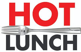 Hot Lunch Program Begins on Tuesday, September 4th.  Turn in your order forms by Friday, August 31st.
