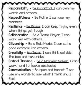 8 Pillars of Success