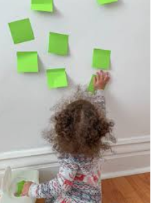 POST IT NOTES GAME