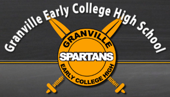 Granville Early College High School: Early Calendar