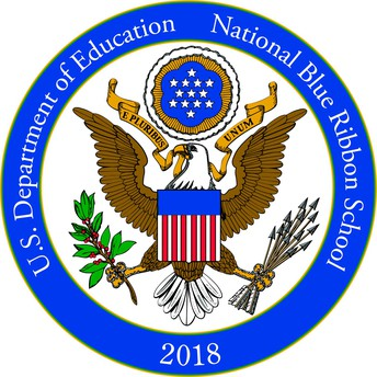 National Blue Ribbon Schools Icon