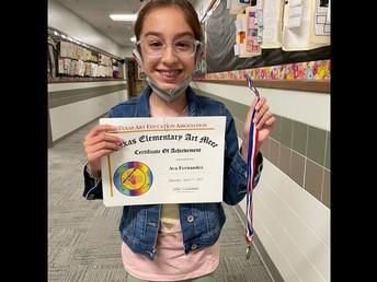 Ava Fernandez 5th Grade