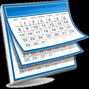 SMA Calendar
