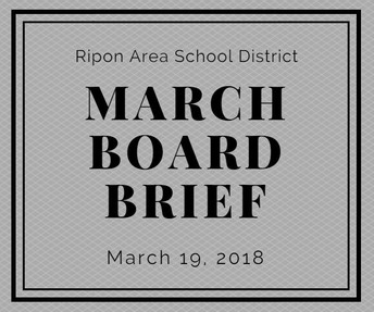 March Board Brief