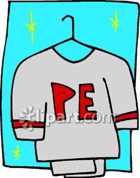 PE Uniforms!