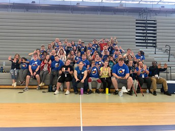 UHS Special Olympics district meet a success!